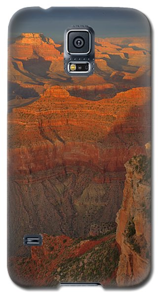 Mather Point Sunset Galaxy S5 Case