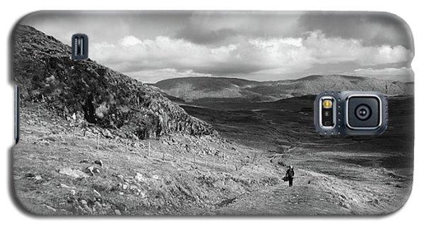 Maumeen Trail Galaxy S5 Case