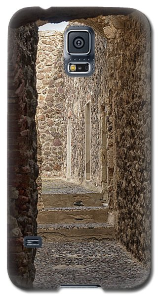 Medieval Street Galaxy S5 Case by Patricia Hofmeester