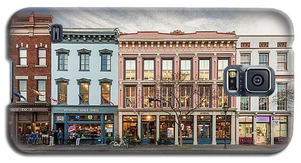 Meeting Street - Charleston, South Carolina Galaxy S5 Case