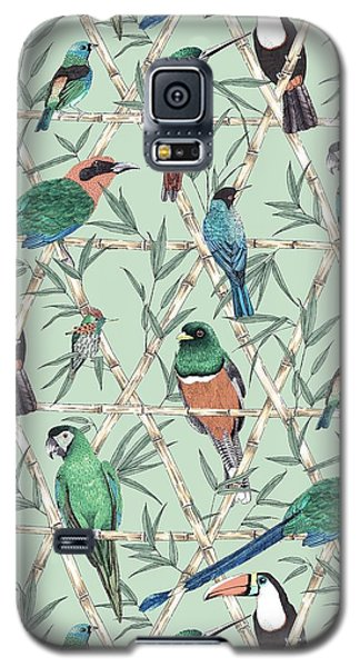 Menagerie Galaxy S5 Case by Jacqueline Colley