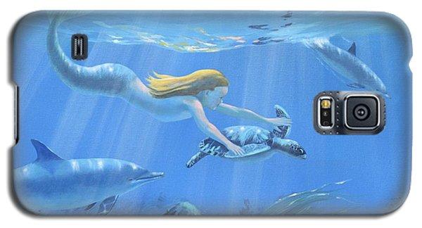 Mermaid Fantasy Galaxy S5 Case