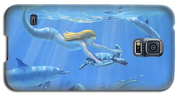 Mermaid Fantasy Galaxy S5 Case