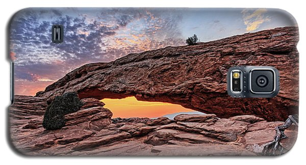 Mesa Arch At Sunrise Galaxy S5 Case