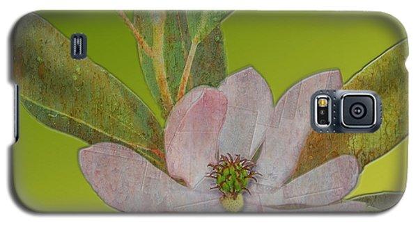 Metal Magnolia Galaxy S5 Case