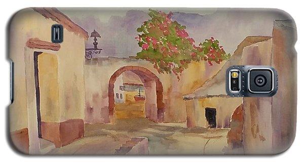 Mexican Street Scene Galaxy S5 Case