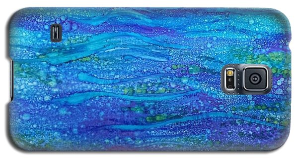 Midnight Swim Galaxy S5 Case
