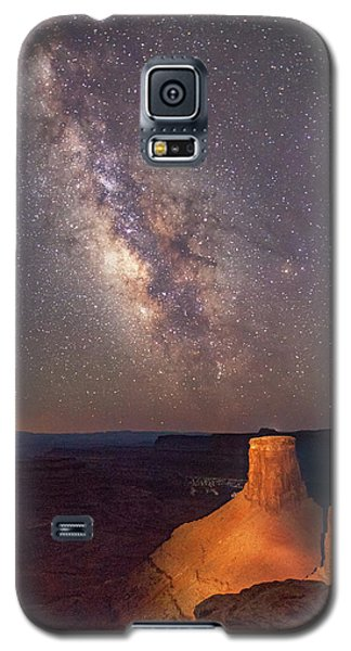 Milky Way At Marlboro Point Galaxy S5 Case