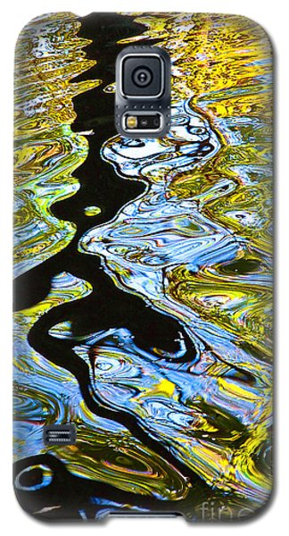 Mill Pond Reflection Galaxy S5 Case