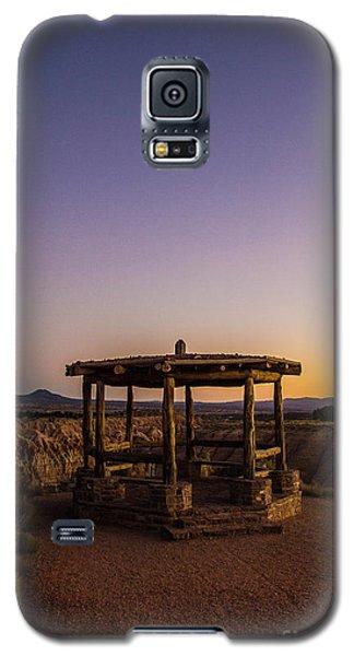 Cathedral Gorge Gazebo Galaxy S5 Case