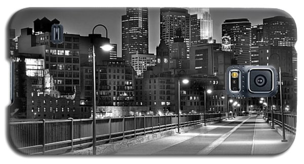 Minneapolis Skyline From Stone Arch Bridge Galaxy S5 Case