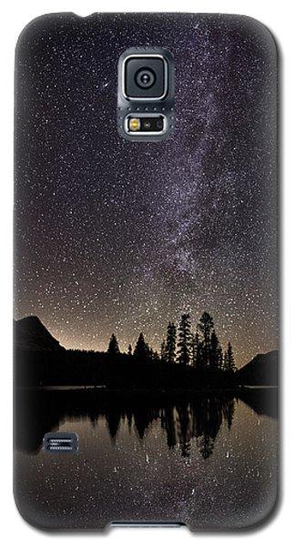 Mirror Lake Milky Way Galaxy S5 Case