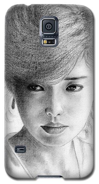 Momoe Yamaguchi Galaxy S5 Case by Eliza Lo