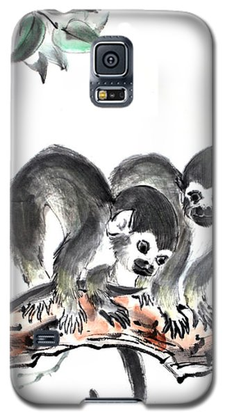 Monkeys Galaxy S5 Case
