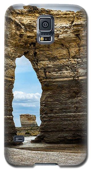 Monument Rocks Galaxy S5 Case