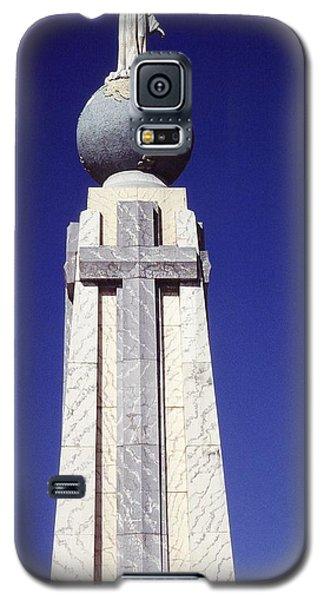 Monumento Al Divino Salvador Del Mundo Galaxy S5 Case by Juergen Weiss