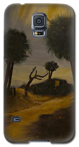 Moonlit Path Galaxy S5 Case