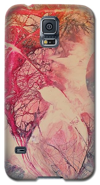Moonsong Galaxy S5 Case by Elizabeth Carr