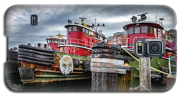 Moran Towing Tugboats Galaxy S5 Case