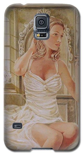 Morning Beauty Galaxy S5 Case