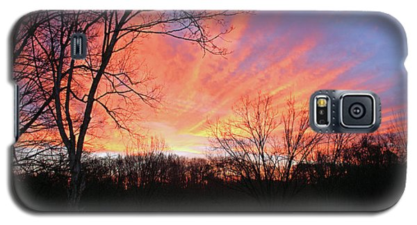 Galaxy S5 Case featuring the photograph Morning Has Broken by Kristin Elmquist