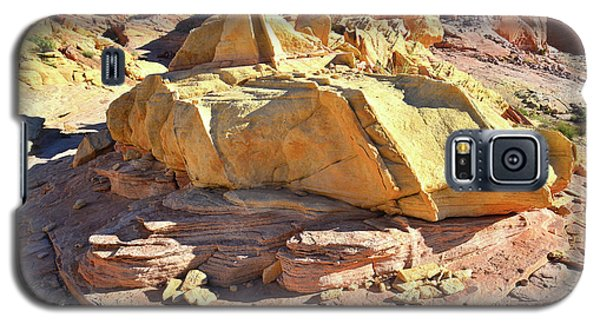 Morning In Wash 3 In Valley Of Fire Galaxy S5 Case