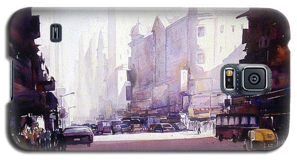 Morning Light Galaxy S5 Case by Samiran Sarkar