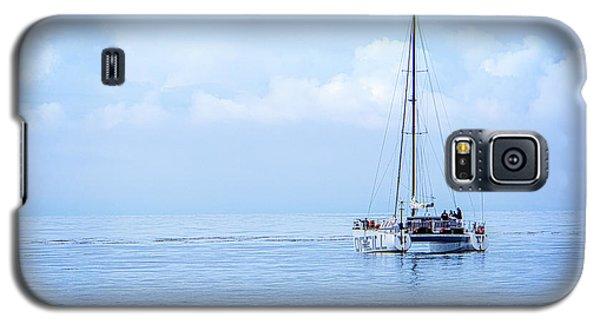 Morning Sail Galaxy S5 Case by James Hammond