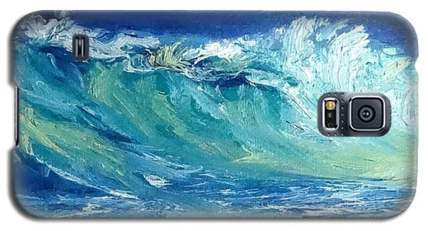 Morning Surf Galaxy S5 Case