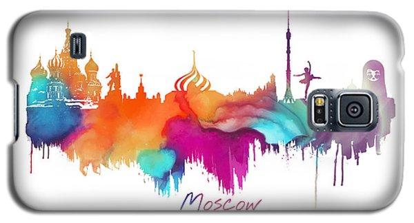 Moscow  Galaxy S5 Case by Justyna JBJart