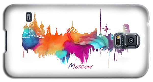Moscow  Galaxy S5 Case