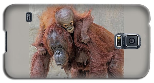 Motherhood 2 Galaxy S5 Case