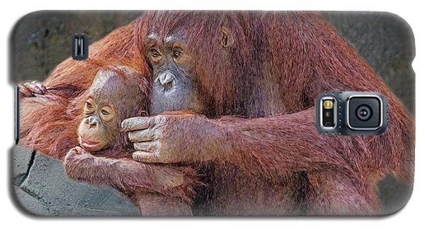 Motherhood 4 Galaxy S5 Case