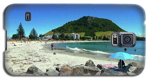 Mount Maunganui Beach 1 - Tauranga New Zealand Galaxy S5 Case
