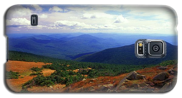 Mount Moosilauke Summit  Galaxy S5 Case