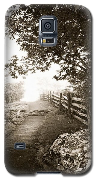Mountain Morning Galaxy S5 Case by Janice Spivey