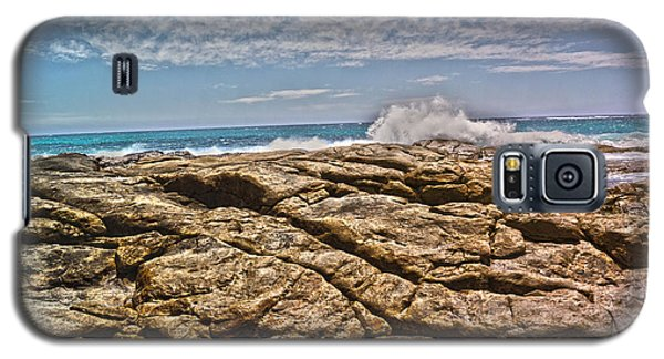 Mouth Of Margaret River Beach II Galaxy S5 Case