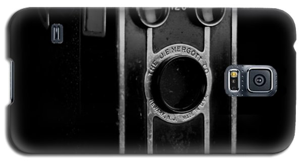 Galaxy S5 Case featuring the photograph My Dad's Camera by Jeremy Lavender Photography
