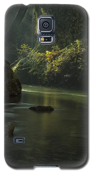 Mystical Canyon Signed Galaxy S5 Case