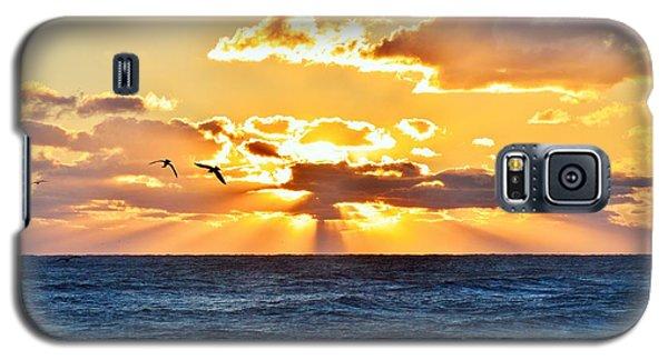 Nags Head Sunrise  Galaxy S5 Case