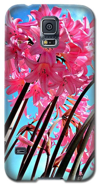 Naked Ladies Galaxy S5 Case by Vivian Krug Cotton