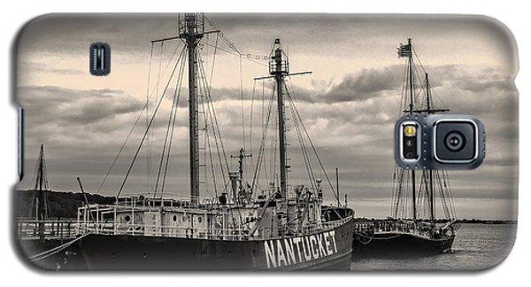 Nantucket Lightship Galaxy S5 Case