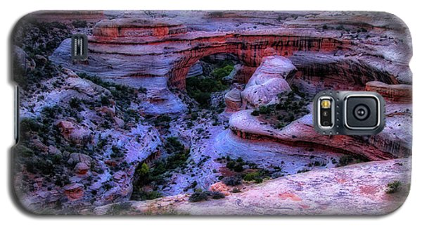 Natural Bridges National Monument Galaxy S5 Case