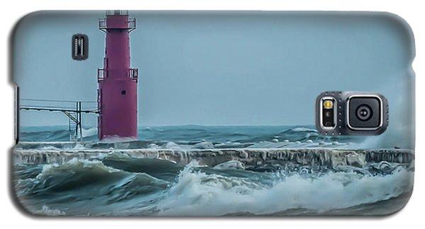 Nautical Turbulence Galaxy S5 Case