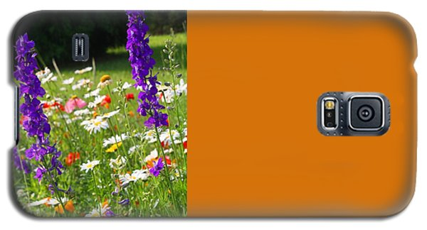 Ncdot Planting Galaxy S5 Case by Kathryn Meyer