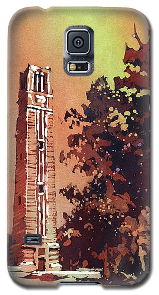 Ncsu Bell-tower Galaxy S5 Case