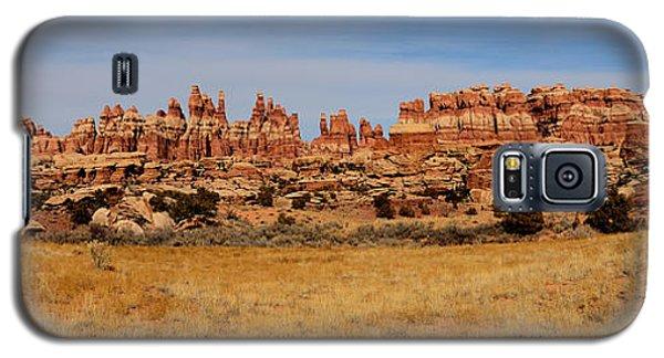Needles At Canyonlands Galaxy S5 Case