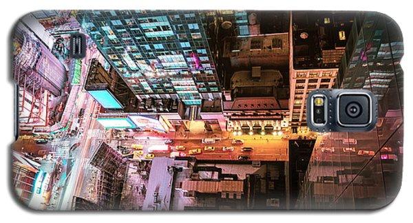 New York City - Night Galaxy S5 Case by Vivienne Gucwa