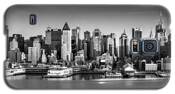 New York City Panorama Galaxy S5 Case
