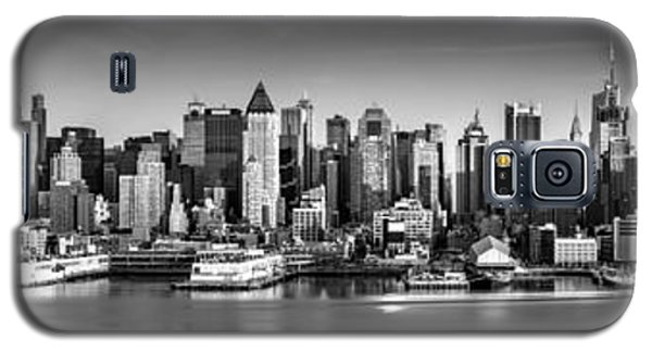 New York City Panorama Galaxy S5 Case